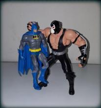 Bane did what many failed to do: He broke the Bat mentally and physically!