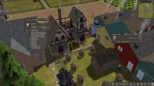 Build an apiary and a tavern next to each other to make mead production more efficient.