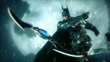 The handy Batarang helping batman as always