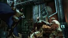 As Batman, you'll have to fight to regain control of the asylum from The Joker in Batman: Arkham Asylum.