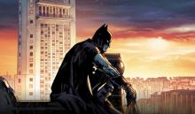 Batman keeps watch over Gotham, taking personal responsibility for ridding the city of crime to avenge his parents' deaths