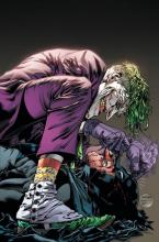 After infinite fights, Joker get a jump on Batman every once and awhile.