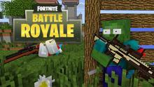 Check out some battle royale servers! Fortnite friends will enjoy it!