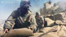 Build fortifications and defenses in Battlefield 5.