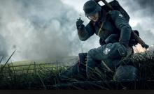 Helping a teamate revive themselves during battle is just one enjoyment of being a medic in war.