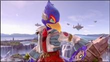 Falco's strength lies in his ability to rush the opponent down