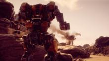 Take down your opponents with giant robot action in BattleTech.