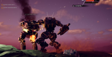 Build unstoppable mechs and crush your enemies