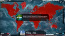 Make sure countires are infected before they have cut off all access to the rest of the world.