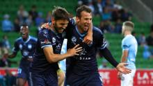 The A-League's all time top scorer was unlucky to miss out on this list.