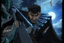 Berserk had its first anime episode released on the 1st of July 2016.