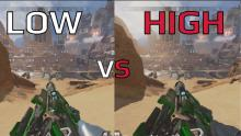 Your graphics might not be super rich in detail, but you won't mind it when you're getting more precise kills.