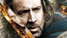 A fantasy epic featuring Nicolas Cage and Ron Perlman
