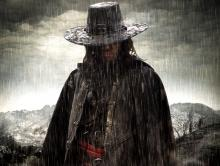 A more twisted and hellish version of Van Helsing
