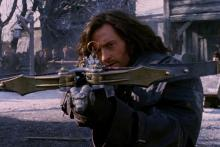Witness Hugh Jackman as he takes on the role of the famous monster-hunter!