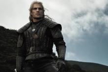 Henry Caville takes on the role of Geralt of Rivia!