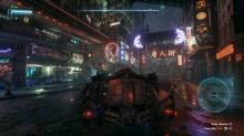 Play as Batman and search through the secrets of Gotham.
