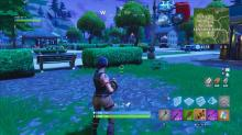 Build your forts and survive this Battle Royal.