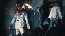 Do what you can to save Racoon City from a zombie disaster.