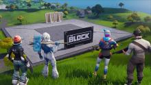 One of the greatest additions in Fortnite was The Block