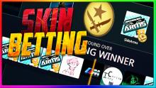 Bet with CSGO Skins
