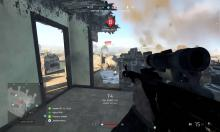 Here the StG demonstrates the best of both worlds: the decent hipfire and rate-of-fire makes it quite viable in close-quarters, while the low-recoil and high-accuracy lets players equip 3x scopes to better engage enemies at a distance.