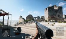 As vanilla as it comes, this is the stock FOV when you first jump into BF5.