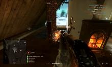 An M1897 can clear a building beautifully (if you don't mind brain matter and blood stains).