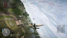 It's a worst/best case scenario, depending which pilot you ask.