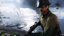 The only real opposition on Iwo-Jima was DICE's lack of initiative.