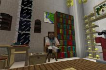 Bibliocraft has a large amount of items that are both decorative and useful