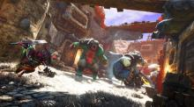 The bosses of biomutant are varied and challenging