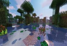Biomes O' Plenty adds in many new biomes for exploration