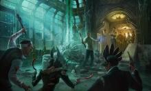 Venture down into the remnants of underwater utopian city, Rapture.