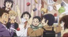 How they decided to celebrate? By spending 5,000 yen worth of sandwich ingredients.