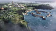 Before the Ruination, the Shadow Isles were a great civilization known as the Blessed Isles.