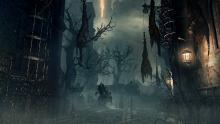 The environments in Yharnam are cloaked in mist and danger; you must keep your wits about you at all times.