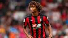 Nathan Aké (78) commands the defense for Bournemouth