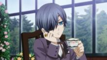 Ciel is bored today, there must be something to do.