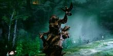Even the garden statues aren't safe in The Surge 2.