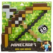 This is a sick irl minecraft bow available for purchase. Wonder if we can be expecting a crossbow version soon?!