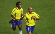 Perhaps the best attacking duo to ever play together in one team.