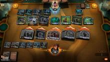 Unlike tabletop Magic, these online applications can only handle so much. Factor in Arena's animations and you have yourself a one-way ticket to crashing your application of choice.
