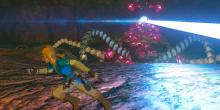 Fighting Guardians is one of the biggest challenges in Breath of the Wild