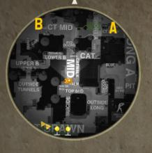 Custom radar via script
