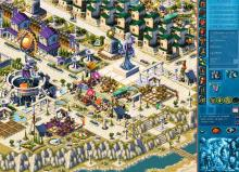 Create a massive city in Zeus + Poseidon and let it flourish!