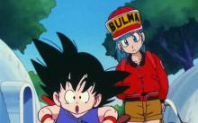Dragonball, Goku, Bulma
