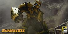 Bee in Battle Mode