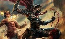 A look at some of the action in Diablo 3.