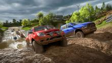 Feel free to play in the mud with Forza Horizon 4